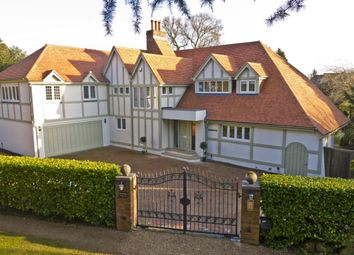 Thumbnail 5 bed detached house to rent in Mizen Way, Cobham