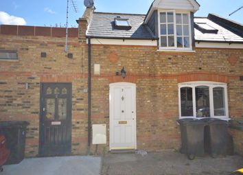 Thumbnail 1 bed terraced house to rent in Gibbon Mews, Gibbon Road, Kingston Upon Thames