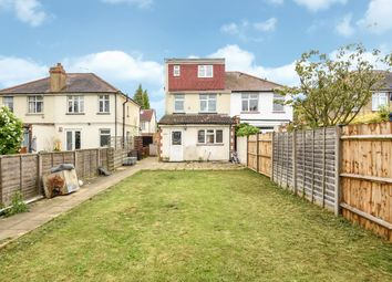 Thumbnail 4 bed semi-detached house for sale in Shaftesbury Avenue, Feltham