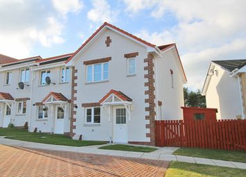 Thumbnail 3 bed end terrace house for sale in Myrtletown Park, Inverness