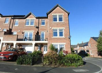 Thumbnail 4 bed town house for sale in Turnstone Drive, Carlisle