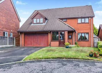Thumbnail 5 bed detached house for sale in Rowan Croft, Clayton-Le-Woods, Chorley, Lancashire