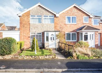 Thumbnail 2 bed semi-detached house for sale in Ashwood Drive, Middlesbrough