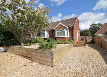 Thumbnail 2 bed semi-detached bungalow for sale in Cumber Road, Locks Heath, Southampton