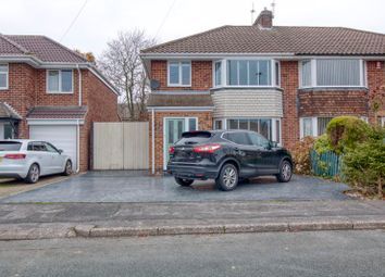 3 bed semi-detached house for sale in Wood Road, Spondon DE21