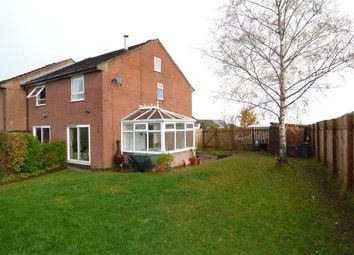 Thumbnail 2 bed end terrace house for sale in Cedar Close, Penrith, Cumbria