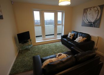 Thumbnail 2 bed flat to rent in Crossland Drive, Sheffield