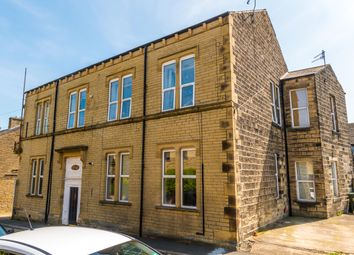 Thumbnail 2 bed flat for sale in New Road, Silsden, Keighley