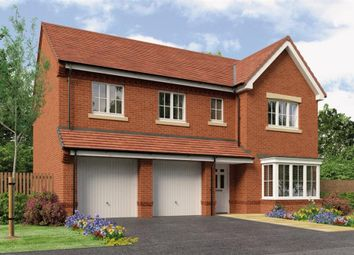 "Thumbnail 5 bed detached house for sale in ""The Buttermere"" at Buttercup Gardens, Blyth"