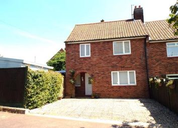 Thumbnail 3 bedroom semi-detached house for sale in Hillside Road, Sudbury