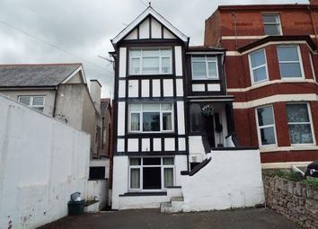 Thumbnail 4 bed maisonette for sale in Bay View Road, Colwyn Bay, Conwy