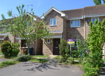 Thumbnail 3 bedroom end terrace house to rent in The Croft, Christchurch