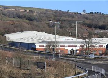 Thumbnail Light industrial for sale in Unit B, Parc Eirin Industrial Estate, Tonyrefail, Porth