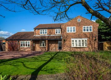 Thumbnail 5 bed detached house for sale in Selby Road, Wistow, Selby