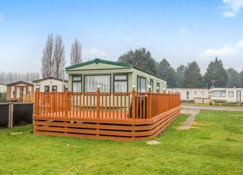 Thumbnail 2 bedroom mobile/park home for sale in New Bird Lake View, Billing Aquadrome, Northampton, Northants