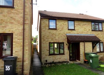 Thumbnail 3 bed end terrace house for sale in Grampian Way, Downswood, Maidstone