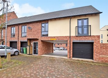 Thumbnail 2 bed flat for sale in Siskin Way, Allerton Bywater, Castleford, West Yorkshire