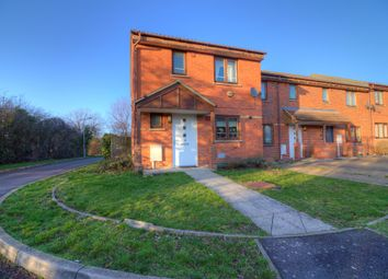 Thumbnail 2 bed end terrace house for sale in Whites Croft, Leadenhall, Milton Keynes