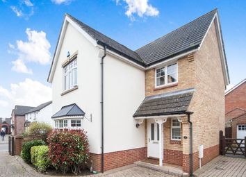 Thumbnail 4 bedroom detached house for sale in Summerleaze Crescent, Taunton, Somerset