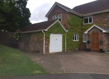 Thumbnail 5 bed semi-detached house for sale in Burn Wood Court, Long Newton, Stockton-On-Tees