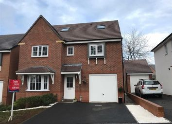 Thumbnail 5 bed detached house for sale in Hayeswater Grove, Yarnfied, Stone