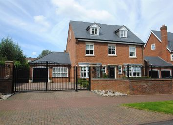 Thumbnail 5 bed detached house for sale in Astor Drive, Grappenhall Heys, Warrington