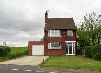 Thumbnail 3 bedroom detached house to rent in Nottingham Road Woodborough, Nottingham