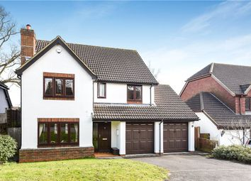 Thumbnail 5 bed detached house for sale in Poyle Gardens, Bracknell, Berkshire