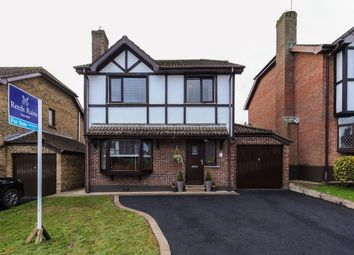 Thumbnail 4 bed detached house for sale in Millars Forge, Dundonald, Belfast
