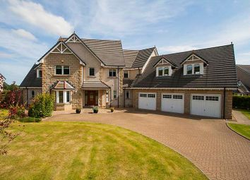 Thumbnail 4 bed detached house for sale in Osprey Road, Piperdam, Dundee