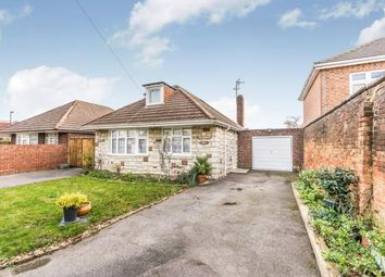 Thumbnail 4 bed bungalow for sale in Shales Road, Southampton