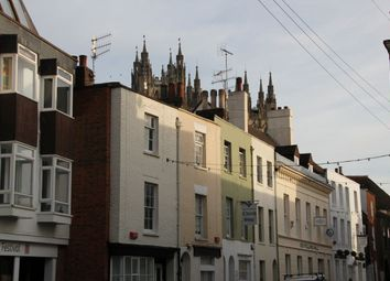 Thumbnail 2 bed flat to rent in Orange Street, Canterbury