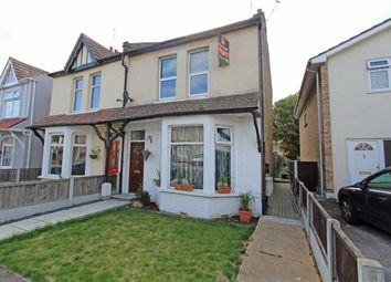 Thumbnail 1 bedroom flat to rent in West Road, Shoeburyness, Essex
