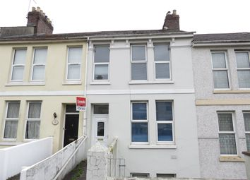 Thumbnail 2 bedroom terraced house for sale in Ivydale Road, Mutley Plain, Plymouth