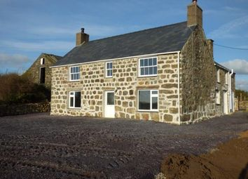 Thumbnail 4 bed detached house for sale in Llangian, Gwynedd