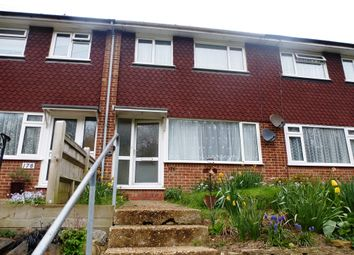 Thumbnail 3 bed terraced house for sale in Stonehouse Drive, St. Leonards-On-Sea
