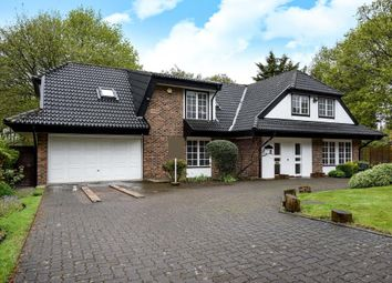 Thumbnail 5 bed detached house to rent in Saddlers Close, Pinner