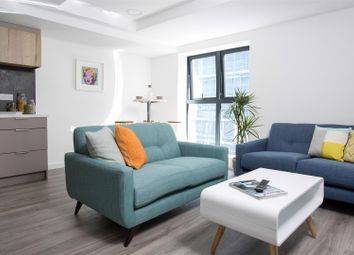 Thumbnail 4 bed flat to rent in St James' View, City Centre
