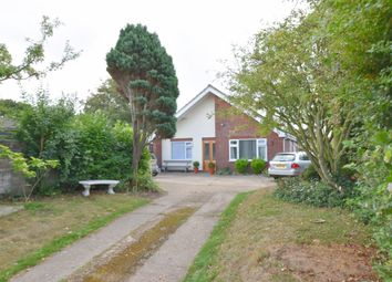 Thumbnail 3 bed detached bungalow for sale in Cromer Road, Trimingham, Norwich