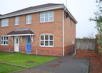 Thumbnail 3 bed semi-detached house to rent in Taylor Court, Falkirk