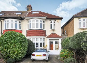 Thumbnail 3 bed semi-detached house for sale in Farnaby Road, Bromley
