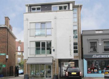 Thumbnail 1 bed flat to rent in Langford Mews, London