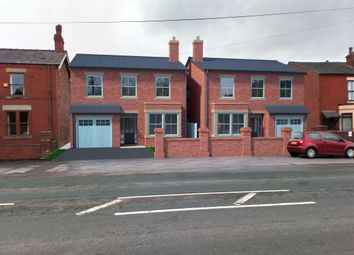 Thumbnail 4 bed detached house for sale in Preston Road, Coppull