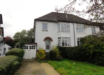 Thumbnail 3 bed semi-detached house for sale in The Dale, Widley, Waterlooville, Hampshire
