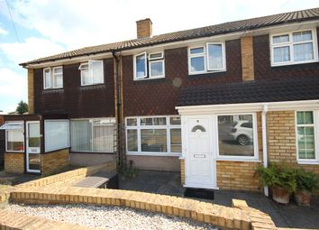 Thumbnail 2 bed terraced house for sale in Meadow Close, Whitton, Hounslow