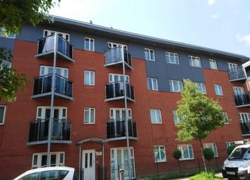 Thumbnail 2 bed flat to rent in Monea Hall, Citry Centre, Coventry