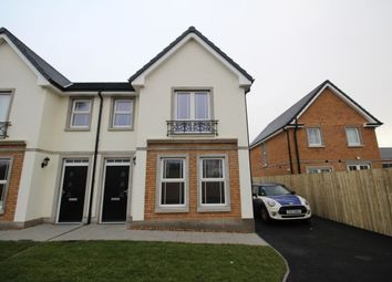 Thumbnail 3 bed semi-detached house to rent in Rocklyn Drive, Donaghadee