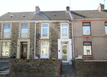 Thumbnail 3 bed terraced house for sale in Bridge Street, Llangennech, Llanelli, Carmarthenshire.
