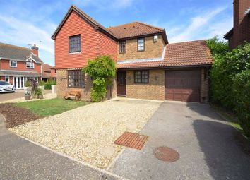 Thumbnail 4 bed detached house for sale in Weybridge Walk, Shoeburyness, Essex