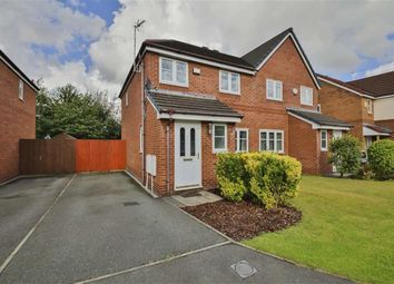 Thumbnail 3 bed semi-detached house for sale in Grenada Close, Lower Darwen, Lancashire